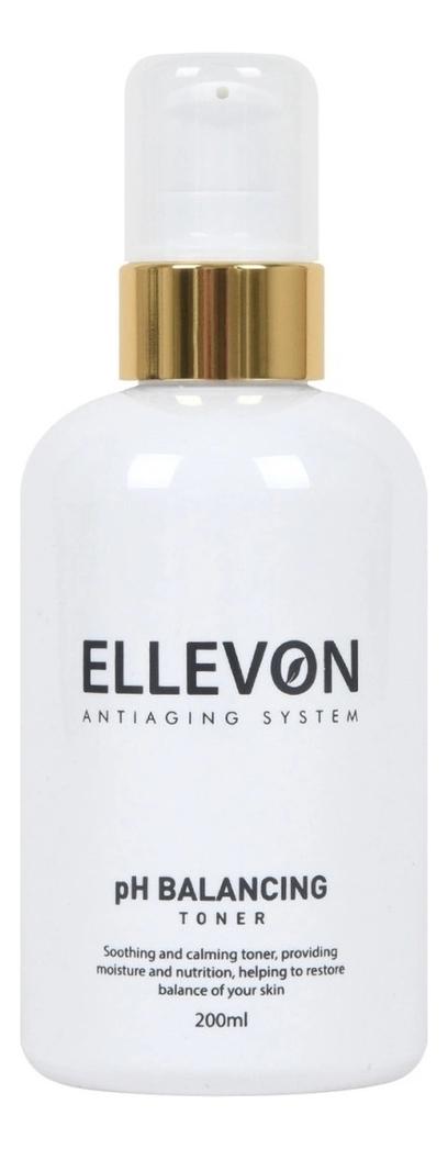 Купить Тонер для регуляции pH баланса Balancing Toner: Тонер 200мл, ELLEVON