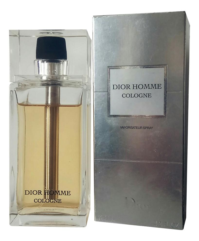 Christian Dior Homme Cologne 2007: одеколон 125мл тестер