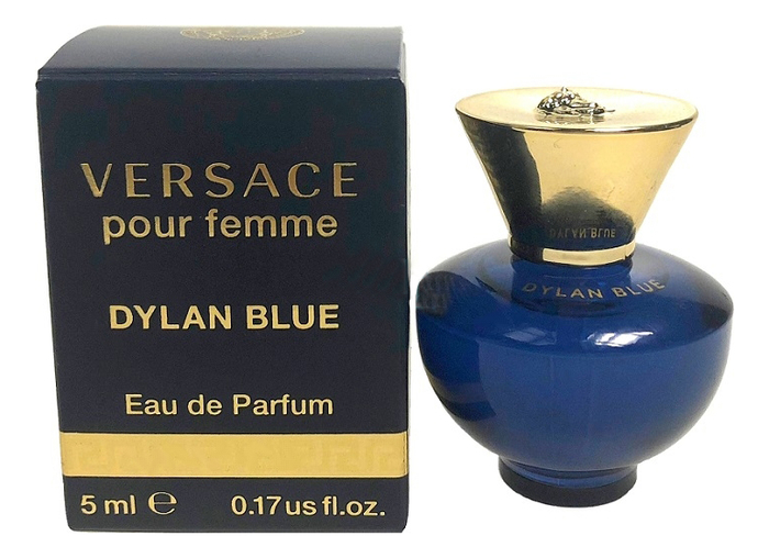 Купить Pour Femme Dylan Blue: парфюмерная вода 5мл, Versace