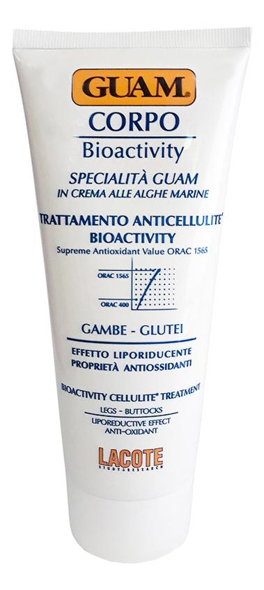 Крем антицеллюлитный биоактивный для тела Corpo Bioactivity Trattamento Anticellulite 200мл