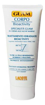 Крем увлажняющий биоактивный для тела Corpo Bioactivity Trattamento Idratante 200мл