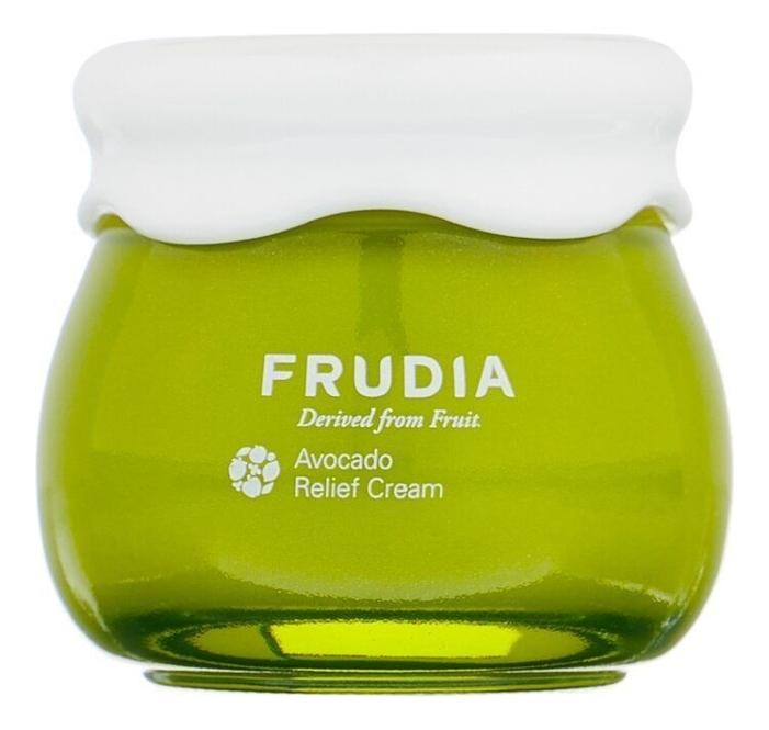 Купить Восстанавливающий крем для лица с экстрактом авокадо Avocado Relief Cream 55г: Крем 55г, Frudia