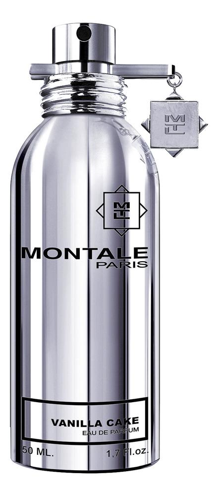 Montale Vanilla Cake: парфюмерная вода 50мл montale vanilla cake парфюмерная вода 2мл