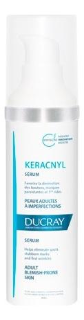 Сыворотка для лица Keracnyl Serum 30мл ducray keracnyl gel
