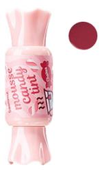 Тинт-мусс для губ Конфетка Saemmul Mousse Candy Tint 8г: 06 Chaitea Mousse тинт мусс для губ конфетка saemmul mousse candy tint 8г 04 grapefruit mousse