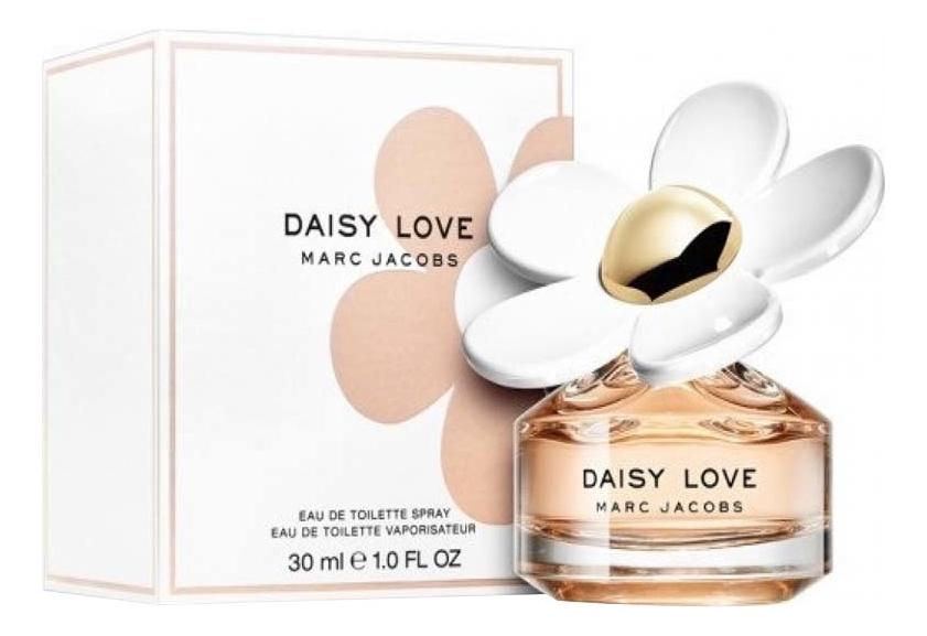 Daisy Love: туалетная вода 30мл daisy love туалетная вода 100мл