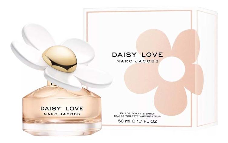 Daisy Love: туалетная вода 50мл daisy love туалетная вода 100мл