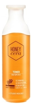 Тонер для лица с экстрактом меда Honey Cera Toner 180мл недорого