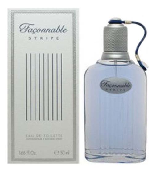 Faconnable Stripe Men : туалетная вода 50мл