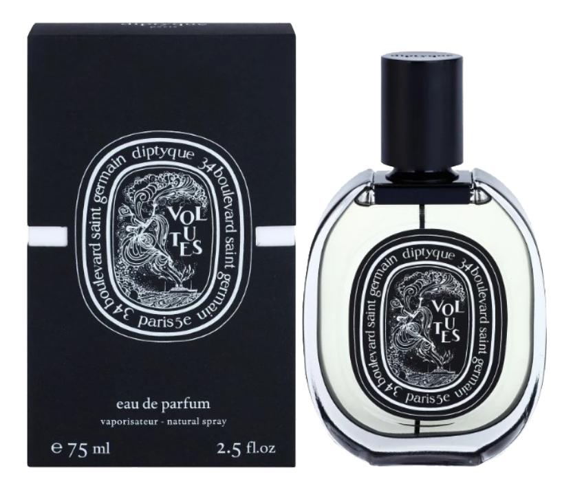 Фото - Volutes Eau De Parfum: парфюмерная вода 75мл love story eau sensuelle парфюмерная вода 75мл