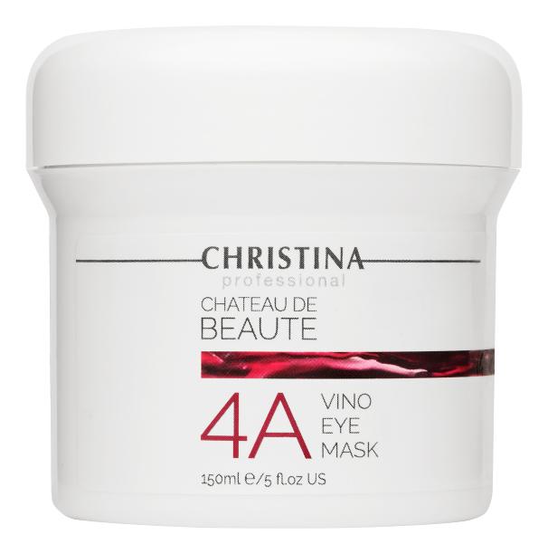 Купить Маска для кожи вокруг глаз с экстрактом винограда Chateau de Beaute Vino Eye Mask 150мл, CHRISTINA