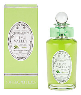 Lily Of The Valley: туалетная вода 100мл michel design works lily of the valley hand cream