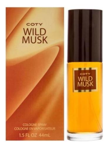 Wild Musk: одеколон 44мл недорого