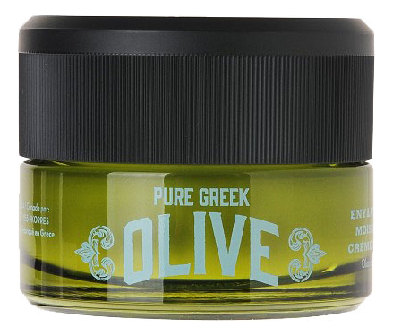 Увлажняющий дневной крем для лица Pure Greek Olive Moisturizing Day Cream 40мл