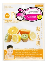Sun Smile Витаминная маска для лица Vitamin Essence Mask Pure Smile 23мл