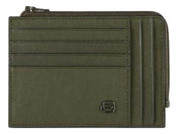 Купить Чехол для кредитных карт Black Square PU1243B3R/VE, Piquadro