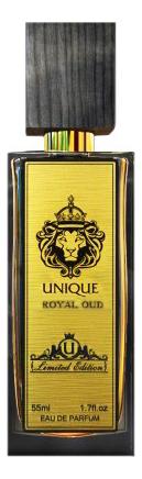 Royal Oud: парфюмерная вода 55мл, Unique Parfum  - Купить