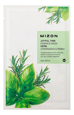 Mizon Тканевая маска для лица с экстрактом трав Joyful Time Essence Mask Herb 23г