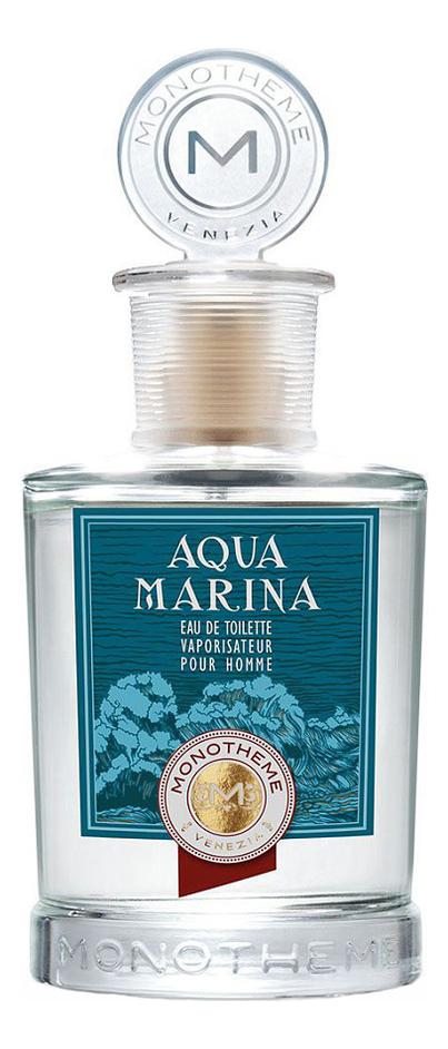 Monotheme Aqua Marina: туалетная вода 100мл тестер фото