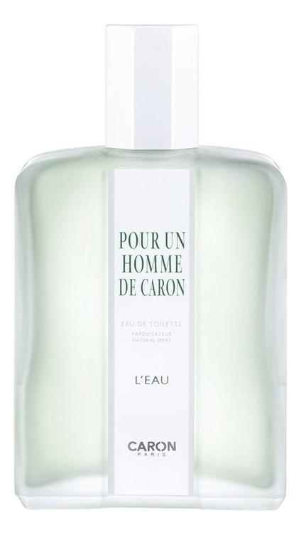 Pour Un Homme De Caron L'Eau: туалетная вода 75мл недорого