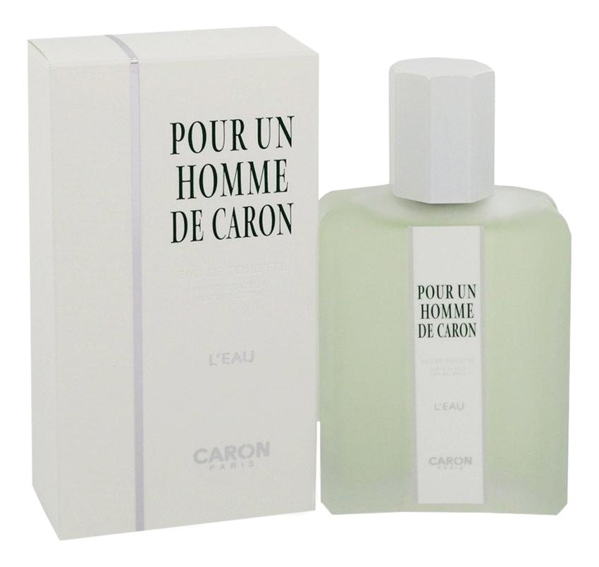 Купить Pour Un Homme De Caron L'Eau: туалетная вода 125мл