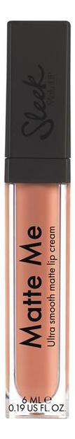Купить Блеск для губ Matte Me 6мл: 1169 Feels, Sleek MakeUp