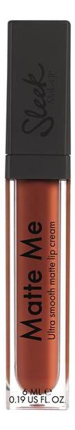 Блеск для губ Matte Me 6мл: 1170 Hellacious блеск для губ matte me 6мл 1043 volcanic metallic