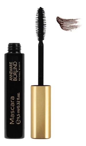 Купить Тушь для ресниц Классическая Mascara 9, 5мл: Brown, Annemarie Borlind
