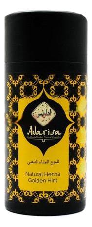 Купить Натуральная хна для волос 100г: Golden Hint, Adarisa