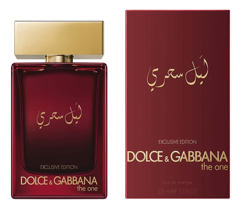 Dolce Gabbana (D&G) The One Mysterious Night: парфюмерная вода 100мл