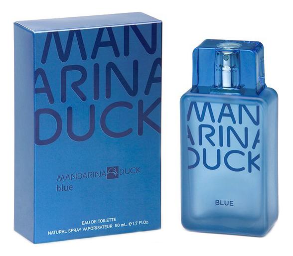Купить Blue Men: туалетная вода 50мл, Mandarina Duck