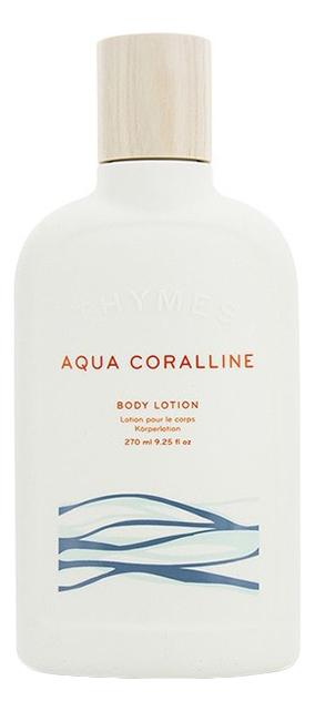 Купить Лосьон для тела Aqua Coralline Body Lotion: Лосьон 270мл, Thymes
