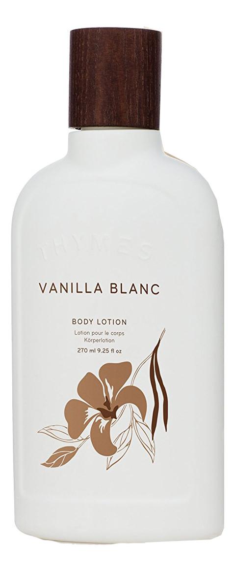 Купить Лосьон для тела Vanilla Blanc Body Lotion: Лосьон 270мл, Thymes