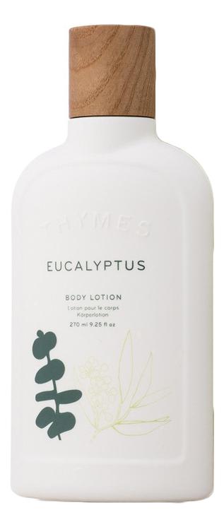 Купить Лосьон для тела Eucalyptus Body Lotion: Лосьон 270мл, Thymes