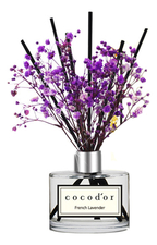 Cocodor Аромадиффузор Flower Edition French Lavender 200мл