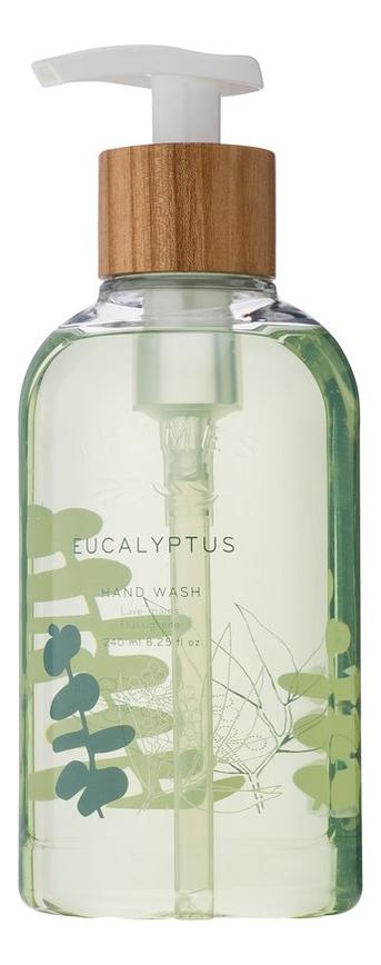 Жидкое мыло для рук Eucalyptus Hand Wash 240мл