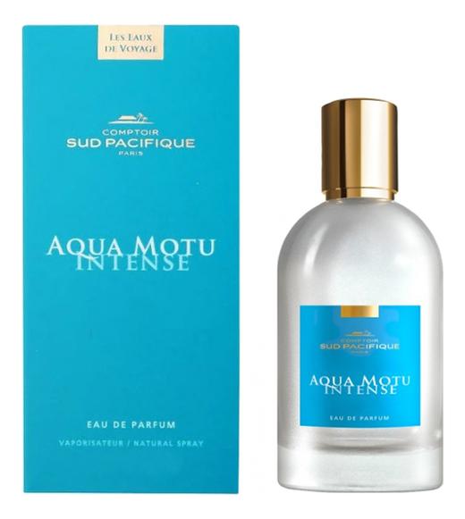 Купить Comptoir Sud Pacifique Aqua Motu Intense: парфюмерная вода 100мл
