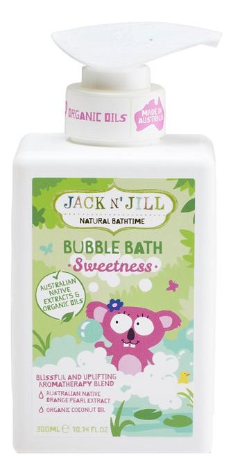 Купить Пена для ванны Natural Bath Time Bubble Sweetness 300мл (сладкая), Jack N' Jill