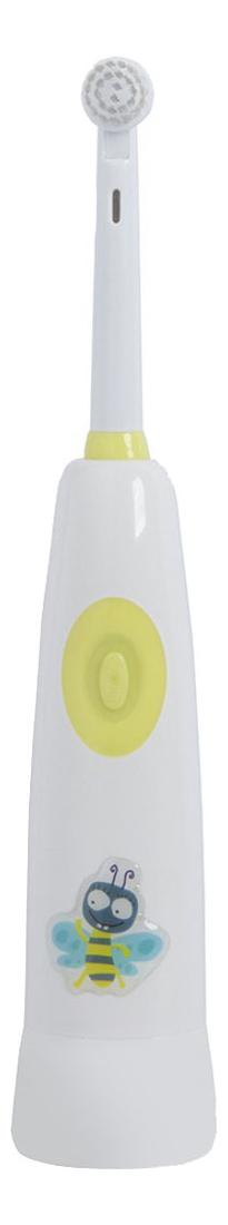 Электрическая музыкальная зубная щетка Buzzy Brush (6 стикеров)