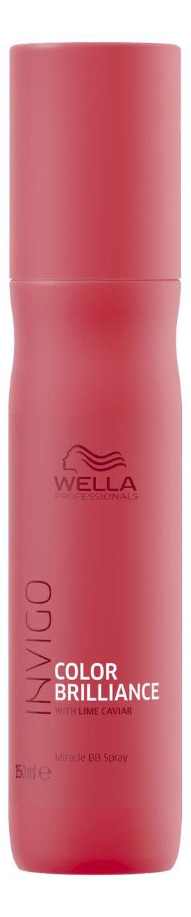 Несмываемый бьюти-спрей для волос Invigo Color Brilliance Miracle BB-Spray 150мл