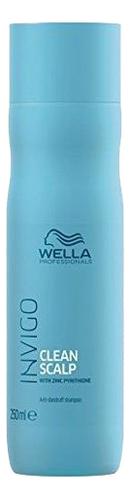 Шампунь против перхоти Invigo Balance Clean Scalp Anti Dandruff Shampoo 250мл шампунь против перхоти с кератином anti dandruff shampoo 250мл