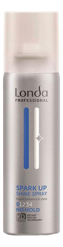 Купить Спрей-блеск для волос без фиксации Spark Up Shine Spray 200мл, Londa Professional