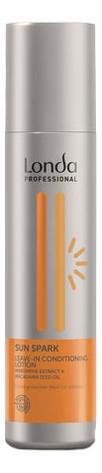 Купить Солнцезащитный несмываемый лосьон-кондиционер для волос Sun Spark Conditioning Lotion 250мл, Londa Professional
