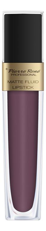 Жидкая помада для губ матовая Matte Fluid Lipstick 6мл: 03 Серо-малино-розовый жидкая помада для губ матовая matte fluid lipstick 6мл 05 вишнево коричневый