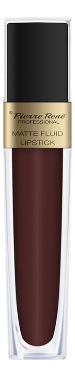 Жидкая помада для губ матовая Matte Fluid Lipstick 6мл: 06 Марсала жидкая помада для губ матовая matte fluid lipstick 6мл 05 вишнево коричневый
