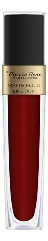 Жидкая помада для губ матовая Matte Fluid Lipstick 6мл: 08 Классически-красный жидкая помада для губ матовая matte fluid lipstick 6мл 08 классически красный