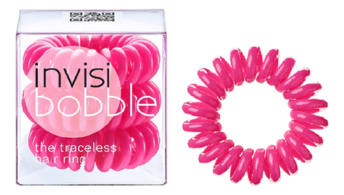 Резинка для волос Candy Pink (розовая)