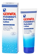 Gehwol Лосьон для ног с церамидами Fusskraft Hydrolipid-Lotion