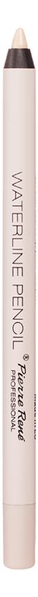 Купить Кайял-карандаш для глаз устойчивый Waterline Pencil 1, 2г, Pierre Rene