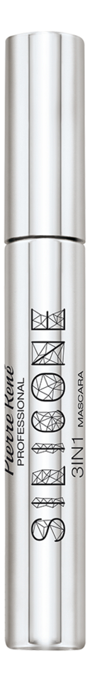 Тушь для ресниц Разделение и объем Silicone 3 In 1 Mascara 10мл недорого
